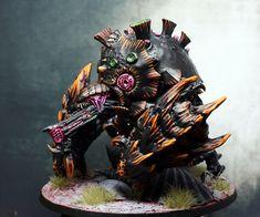 Daggoth Tyrannofex