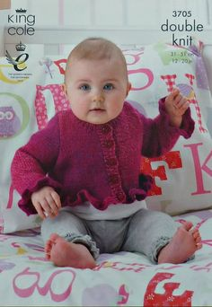 06a0acf34 53 Best Gorgeous Baby Knitting Patterns images