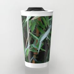 Buy bamboo painted Travel Mug by Christine baessler. Worldwide shipping available at Society6.com. Just one of millions of high quality products available.