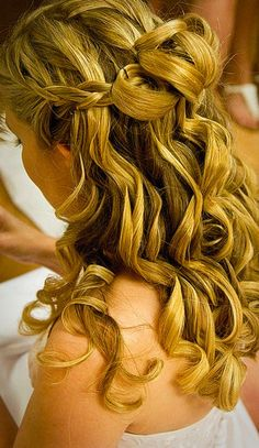 bride hair | Tumblr