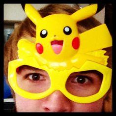 Pikachu glasses