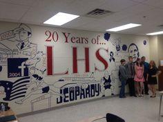 Liberty High School Mural Project