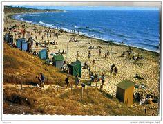 plage Domino, années 70/80 -Oléron