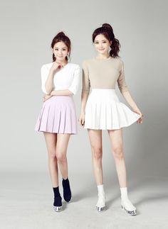 ChaeYu and Billie