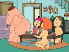 Never watched Family Guy? This will give you a good idea what you're in for...