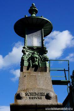Otto Wagner, Nussdorfer Wehr, Vienna