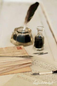 Penne Antiche Inchiostro Calamaio 152