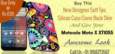 New Designer Soft Tpu Silicon Cover Back Skin For Motorola Moto X Accessories Online, Iphone Accessories, Post Ad, Free Classified Ads, Buy Iphone, News Design, Cover, Stuff To Buy