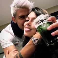 Dybala and Oriana 💕 - Do you like them together? Famous Faces, Cristiano Ronaldo, Like4like, Soccer, Handsome, Love Amor, Football Players, Nice Things, Manchester