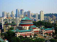 Chongqing People's Auditorium, Chongqing, China - Поиск в Google