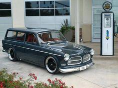 Vintage Volvo...