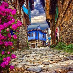 (@olayseven): Cumalıkızık, Bursa, Turkey