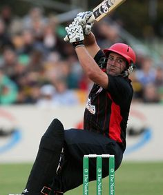 Matt McEwan attended Lincoln University on a cricket scholarship.
