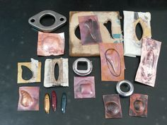 Diy dies!! For press.Making Your Own Tools | Handmade Jewelry by LjB