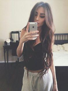 Flawless hair length