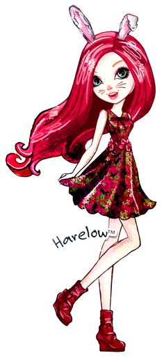 Harelowe. Forest Pixies Harelow