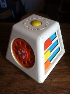 1978 fisher price toy on Etsy, $6.00