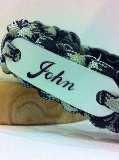 Personalized Name Bracelet for Boys & Girls / by CJWPARACORD