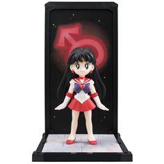 Bandai Sailor Moon Tamashii Buddies Mars Figure - Radar Toys