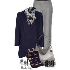 A fashion look from September 2013 featuring Shu Moriyama sweaters, STELLA McCARTNEY pants and Steve Madden sandals. Browse and shop related looks.