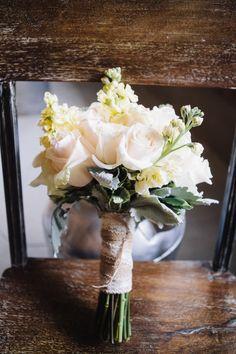 Elegant Barn Wedding: Iris + Chuck