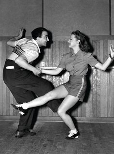 If you like donning your dancing shoes, get involved with the University of Sheffield Swing Dance Society.