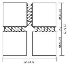 "DROPS shoulder piece with crochet edges in ""Silke-Alpaca"". Sizes S - XXL ~ DROPS Design"