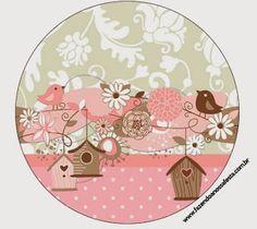 Kit Imprimible GRATIS Pajarito y Casita Cardboard Box Crafts, Paper Crafts, Imprimibles Baby Shower, Clock Wallpaper, Welcome To School, Bird Birthday Parties, Agenda Planner, Bird Party, Shower Bebe