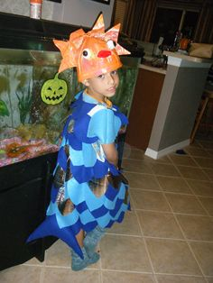 Pinterest the world s catalog of ideas for Puffer fish costume
