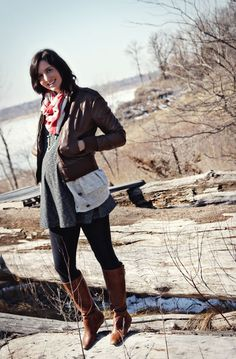 what i wore: dress: soon maternity cardigan: wallace for madewell jacket: target scarf: gap, hand-me-down (it's actua. Fall Maternity, Stylish Maternity, Maternity Fashion, Maternity Style, Stylish Pregnancy, Maternity Clothes Online, Designer Maternity Clothes, Pregnancy Looks, Pregnancy Outfits