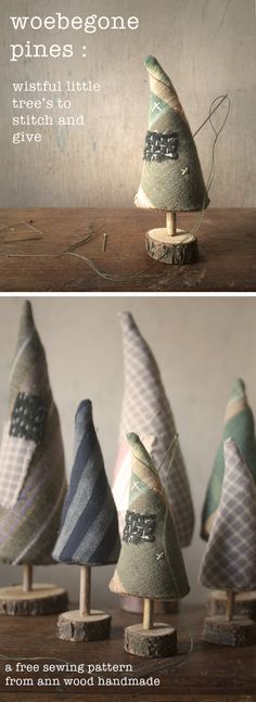 Previous pinner: woebegone pines : a sewing pattern