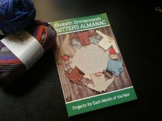 E.Z. knitters almanac at Book Depository