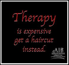Barber's make great listeners, so get your hair cut everyday!  Come Speak life into your future with our highly skilled professionals at the American Institute of Beauty. Click the link in our bio for more information. Barber School, Speak Life, Love Hair, Cosmetology, Hair Cuts, Journey, Articles, Future, American