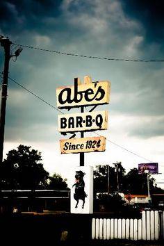 Abe's BBQ - Clarksdale, MS