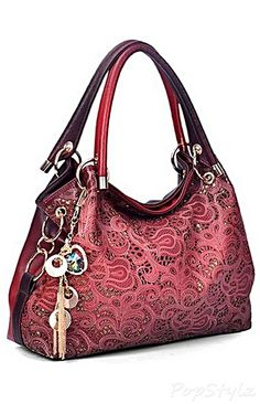 Buenocn Large Classic Handbag