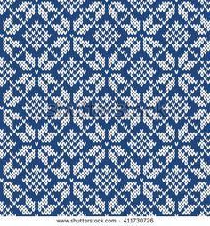 Die 697 Besten Bilder Von Intarsien Knitting Charts Knitting