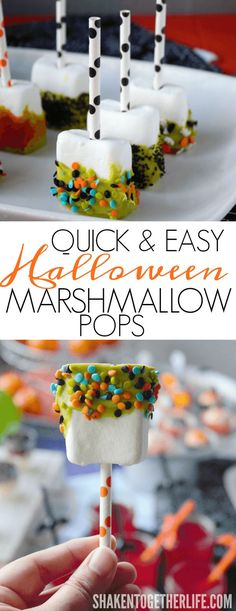 1000 images about halloween on pinterest halloween for Quick and easy halloween treats to make