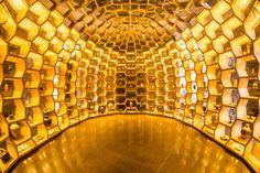 Das Folkwang Museum Essen. Eine Inspirationsquelle des TAKE A LOOK Teams.  Los Carpinteros, Helm/Helmet/Yelmo, Museum Folkwang 2014, © Foto: Sebastian Drüen, 2014