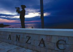 ANZAC (Australian and New Zealand Army Corps) Day is the anniversary of the landing of troops from Australia and New Zealand on the Gallipoli Peninsula, Turkey, in World War I on April 25, 1915.