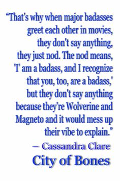 Quotes on Pinterest | City Of Bones, The Mortal ...