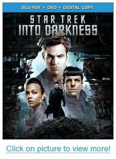Star Trek Into Darkness (Blu-ray   DVD   Digital Copy)