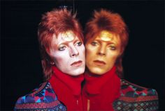 Masayoshi Sukita: David Bowie - The Bewlay Brothers