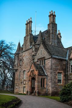Exploring Lauriston Castle, Edinburgh's Hidden Secret