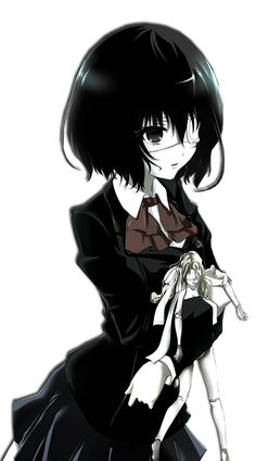 Misaki Mei from another awsome anime