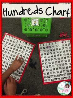 Frogs, Fairies, and Lesson Plans: My Fab Five Math Centers! - Part 2