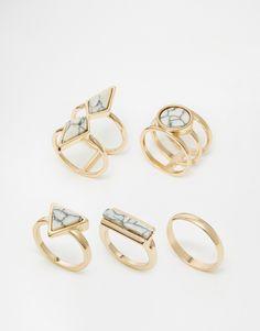Love the marble effect : http://asos.do/W01Tke