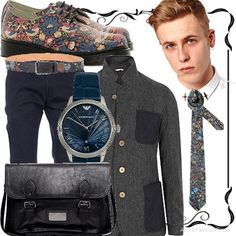Floral combination! | Men's Outfit | ASOS Fashion Finder
