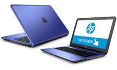 "HP 15.6"" Touchscreen Laptop with Intel Celeron Processor"