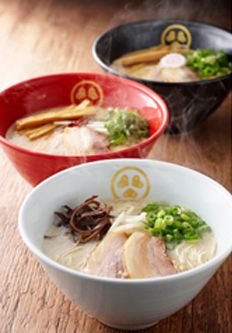 A famous chain ramen restaurant in Shibuya. They are originally from kyushu where tonkotsu soup base originates from. Definitely one of the best ramen places in Shibuya.