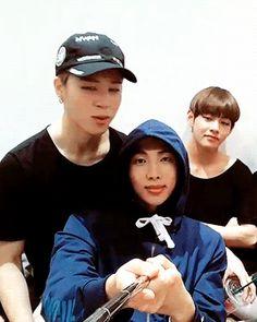 ∗ˈ‧₊° jimin + namjoon + taehyung || bts ∗ˈ‧₊°